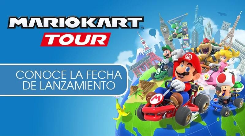 En pocos días llegará a tu celular Mario Kart Tour 🚗💨