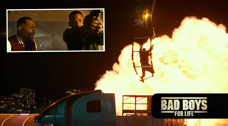 La espera empieza su camino hacia el final... PRIMER trailer de Bad Boys for Life