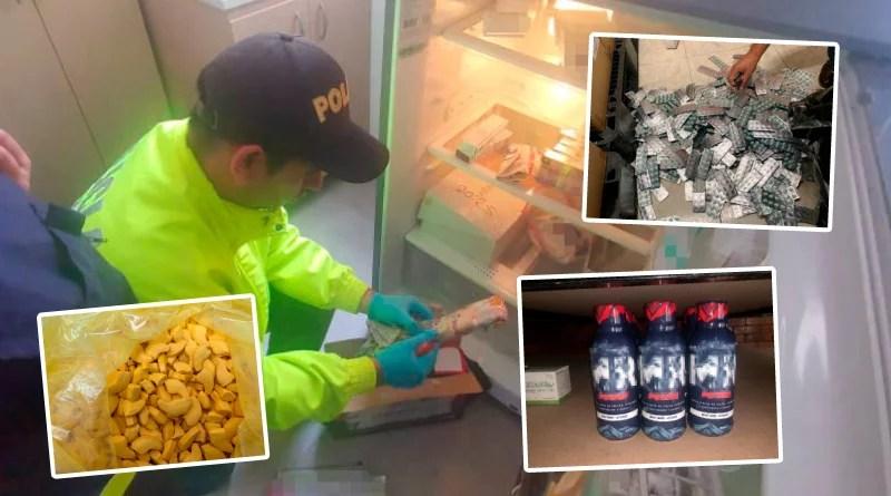 Tú podrías ser víctima de los 150 millones de suplementos dietarios falsos que vendieron en el país
