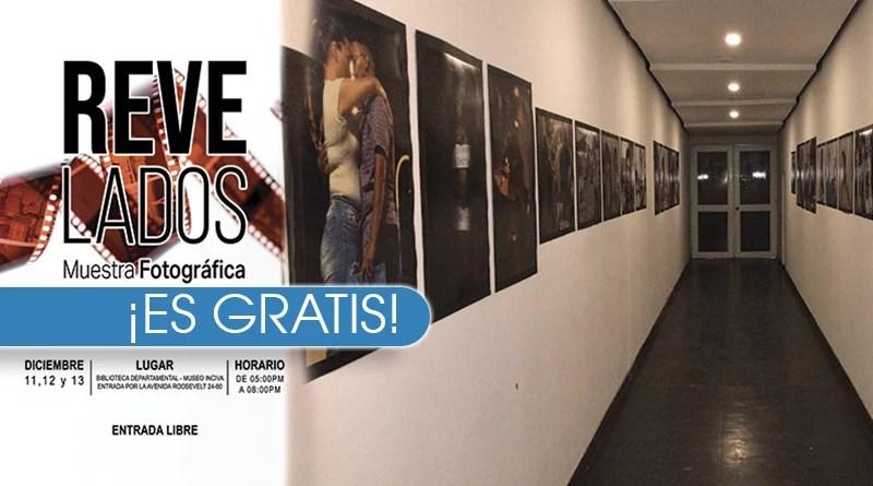 Exposición fotográfica sobre violencia de género y bicentenario