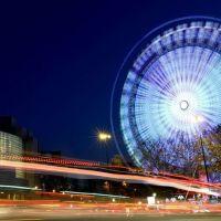 La rueda de la fortuna más grande del mundo se estrena en Las Vegas