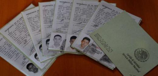 REALIZARÁN EN CORONANGO ENTREGA DE CARTILLAS DEL SERVICIO MILITAR NACIONAL