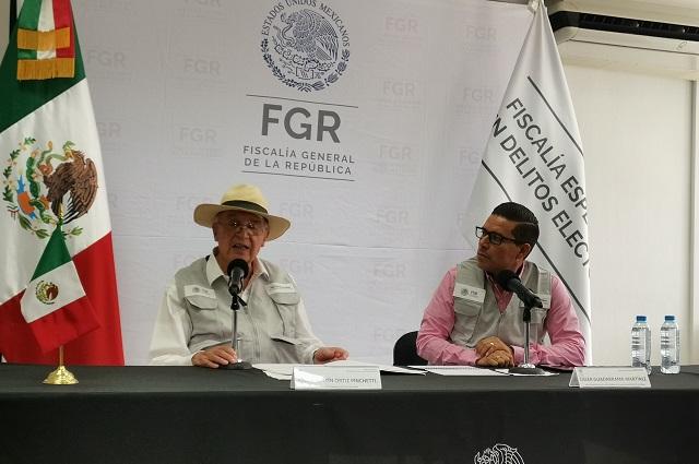LA FEPADE IDENTIFICÓ CINCO MUNICIPIOS DE LA ENTIDAD COMO FOCOS ROJOS PARA EL DÍA DE LA ELECCIÓN EN PUEBLA