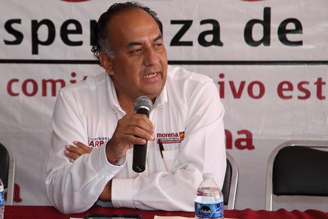 LISTO EL GRAN CIERRE DE CAMPAÑA  DE MIGUEL BARBOSA: DAVID MÉNDEZ
