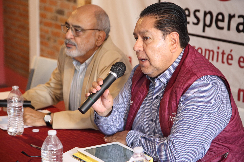 ENRIQUE CÁRDENAS ENGAÑA A LOS POBLANOS AL COBRAR BECA CONACYT DE 40 MIL PESOS SIN HACER NADA: GUILLERMO ARÉCHIGA