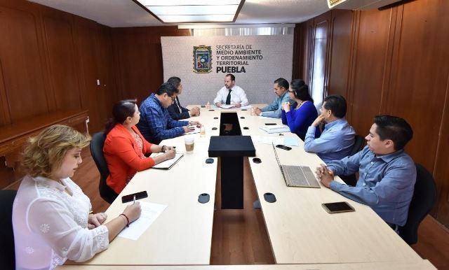 ENTREGA SMAOT PADRÓN DE ESPECTACULARES A MUNICIPIOS DE LA ZONA METROPOLITANA DE PUEBLA