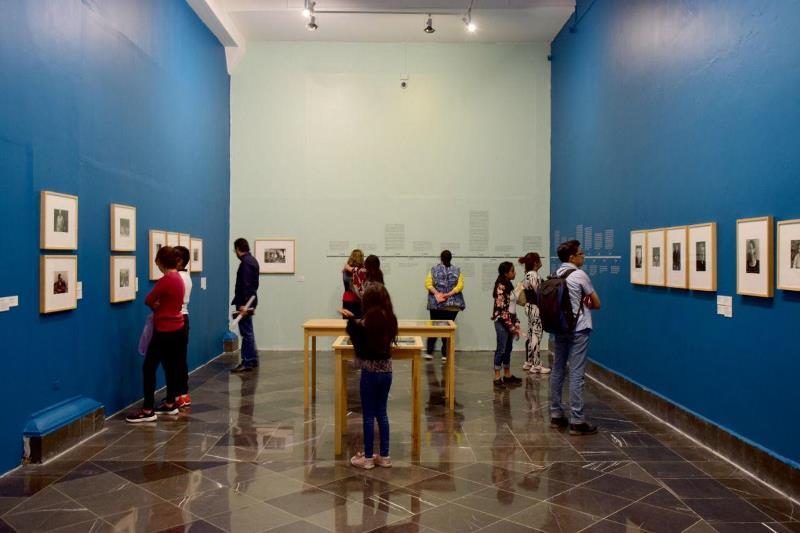 "CONTINÚAN VISITAS GUIADAS DE LA EXPOSICIÓN ""SE BUSCAN: RETRATOS INÉDITOS DE MANUEL ÁLVAREZ BRAVO"""