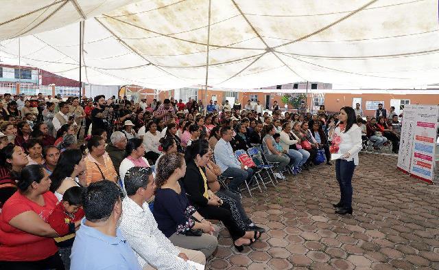 REALIZAN TERCERA JORNADA DE PARTICIPACIÓN CIUDADANA EN SAN BALTAZAR TETELA