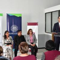 PODER JUDICIAL Y AYUNTAMIENTO DE HUEJOTZINGO PONEN EN FUNCIONAMIENTO UN NUEVO JUZGADO FAMILIAR