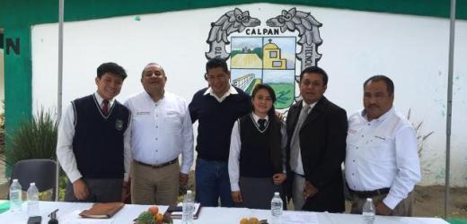 """ANUNCIAN """"PRIMER CONGRESO REGIONAL CENTRO DE INVESTIGACIÓN AGROPECUARIA Y CIENCIAS DEL MAR"""" EN EL CBTA 255 DE CALPAN"""