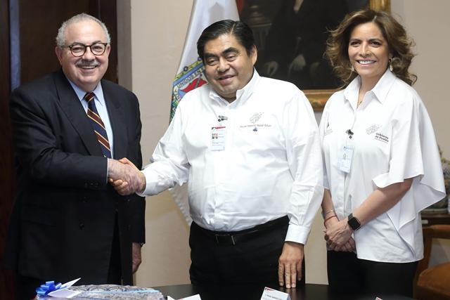 CRECE EL PESO DE ALEMANIA EN LA INVERSIÓN RADICADA EN PUEBLA