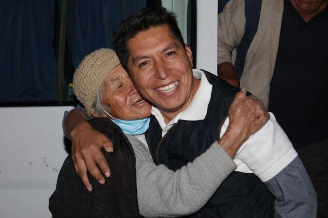 MIGUEL LÓPEZ VEGA FUE PUESTO EN LIBERTAD, SE CALIFICÓ COMO UN PRESO POLÍTICO, CULPÓ AL GOBIERNO Y A LOS EMPRESARIOS DE SU DETENCIÓN