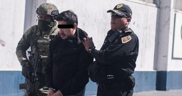 """UNA JUEZ FEDERAL CALIFICÓ COMO LEGAL LA DETENCIÓN DE ÓSCAR ANDRÉS """"N"""", ALIAS """"EL LUNARES"""", PRESUNTO LÍDER DE LA UNIÓN TEPITO"""