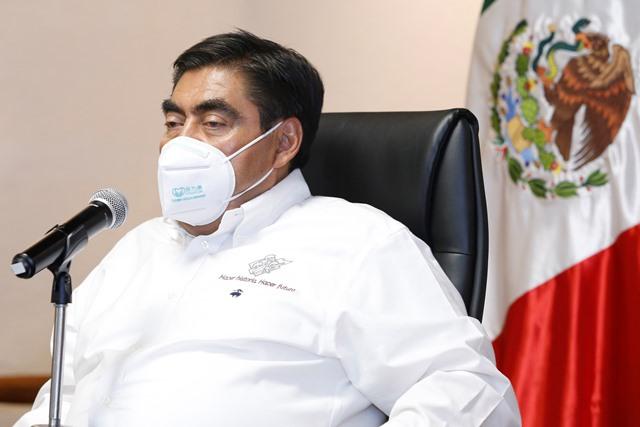 REGRESA PUEBLA DE AMARILLO A NARANJA EN EL SEMÁFORO EPIDEMIOLÓGICO ESTATAL: MBH