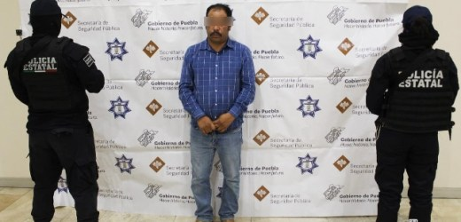 """POLICÍA ESTATAL DETIENE A """"EL MOCO"""", PRESUNTO LÍDER HUACHICOLERO EN EL NORTE DE LA ENTIDAD"""