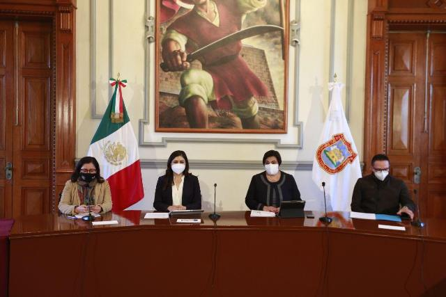 """GOBIERNO DE LA CIUDAD DE PUEBLA PONE EN MARCHA LA APLICACIÓN CIUDADANA """"SEGURIDAD INCLUYENTE"""""""