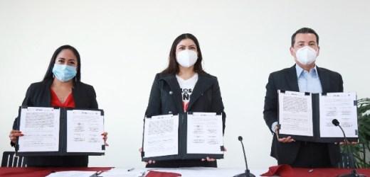 AYUNTAMIENTOS DE LA ZONA METROPOLITANA DE PUEBLA APUESTAN POR LA FORMACIÓN DEPORTIVA DE CALIDAD