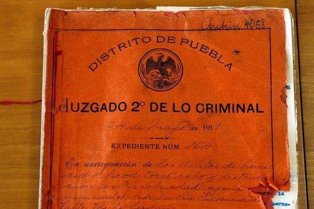 EXPEDIENTE DEL ASESINATO DE AQUILES SERDÁN, HALLADO EN EL ARCHIVO JUDICIAL; REVIVE EL INICIO DE LA REVOLUCIÓN MEXICANA