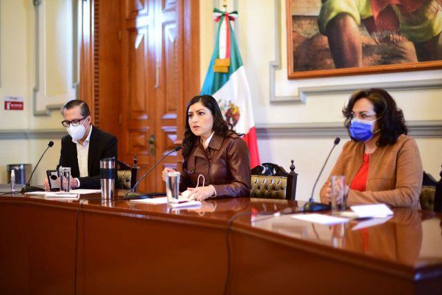 LEY DE INGRESOS, SIN NUEVOS IMPUESTOS PARA 2021: CLAUDIA RIVERA