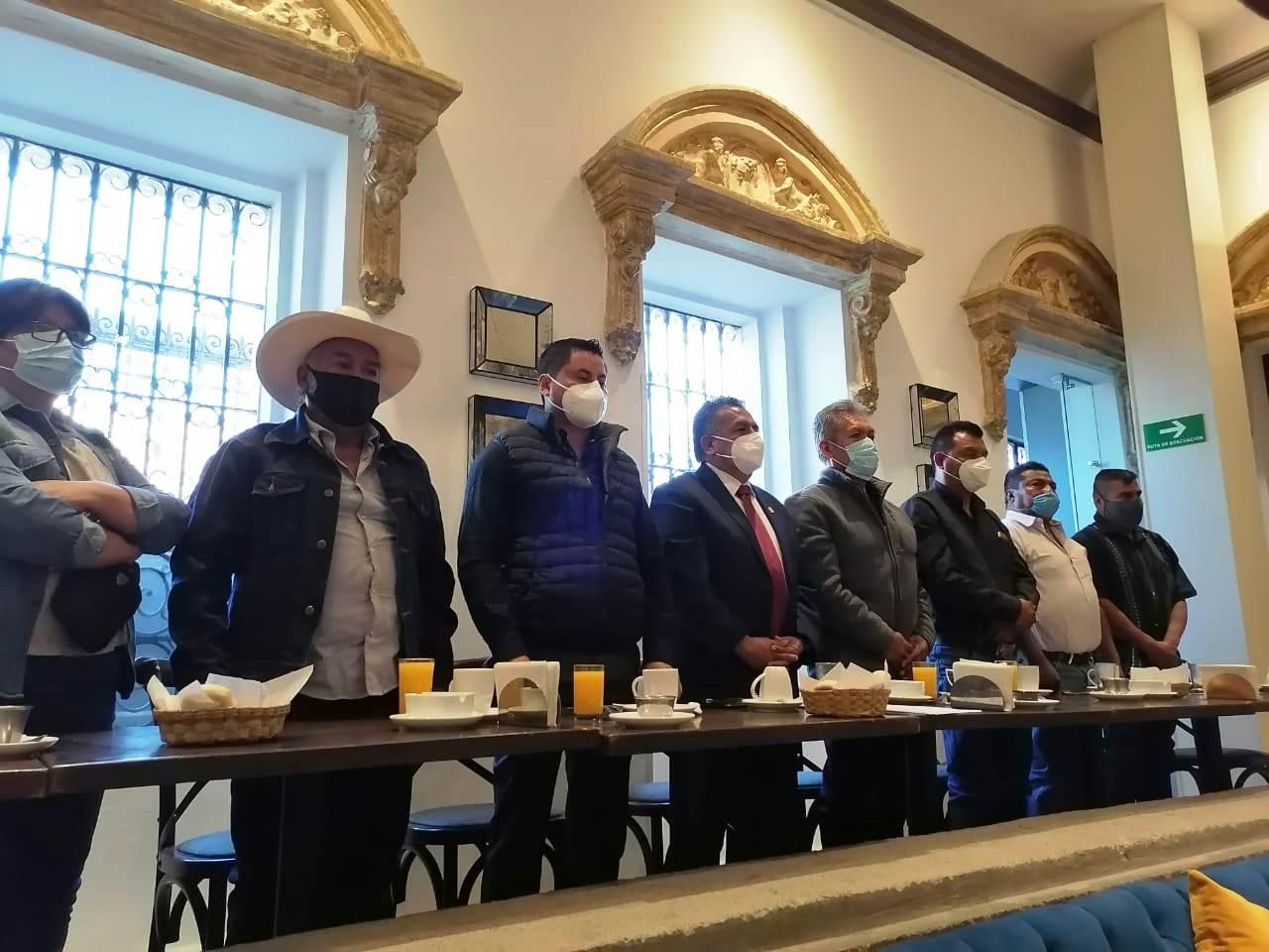 CON APOYO DE LAS JUNTAS AUXILIARES, BUSCA SAÚL HUERTA CONVERTIRSE EN EL CANDIDATO A LA PRESIDENCIA MUNICIPAL DE PUEBLA