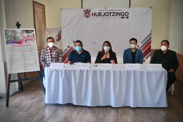 DAN A CONOCER ACUERDOS Y BANDO DE POLICÍA Y BUEN GOBIERNO RESPECTO AL 153 ANIVERSARIO DEL CARNAVAL DE HUEJOTZINGO