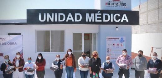 ENTREGA ANGÉLICA ALVARADO CASA DE SALUD EN SAN JUAN PANCOAC
