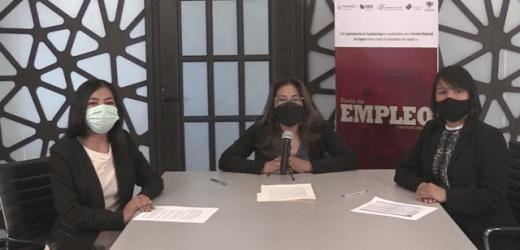 AYUNTAMIENTO DE CUAUTLANCINGO, REALIZA FERIA DEL EMPLEO VIRTUAL, CON MÁS DE 600 PLAZAS DISPONIBLES Y 25 EMPRESAS PARTICIPANTES