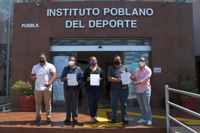 GOBIERNO DE TEXMELUCAN OBTIENE POR PRIMERA VEZ EL REGISTRO ÚNICO DEL DEPORTE