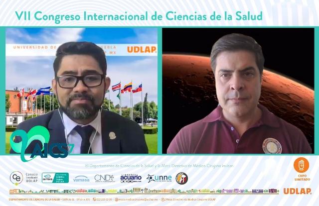 """""""FORMAS DE REVOLUCIONAR CIENCIA Y TECNOLOGÍA: ESPACIO Y GUERRA"""": DR. SALICRUP, PILOTO-MÉDICO AEROESPACIAL"""