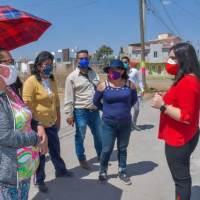 VECINOS DE LA CARRILLO PUERTO SUMAN ESFUERZOS CON EL GOBIERNO DE TEXMELUCAN PARA BIENESTAR DE LAS FAMILIAS