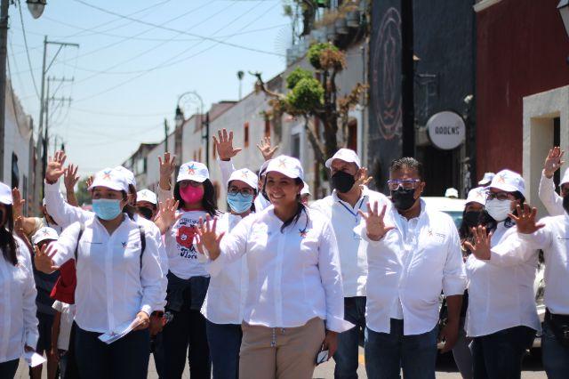 ES TIEMPO DE LA GENTE, NO DE LOS POLÍTICOS DE SIEMPRE, AFIRMA ACR EN ARRANQUE DE CAMPAÑA