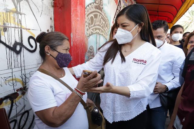 PLANTEA CLAU RIVERA 5 EJES Y MÁS DE 50 ACCIONES PARA CONSOLIDAR LA CIUDAD DE LA TRANSFORMACIÓN