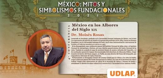 CONCLUYE EL CICLO DE CONFERENCIAS MÉXICO: MITOS Y SIMBOLISMOS FUNDACIONALES ORGANIZADO POR LA UDLAP