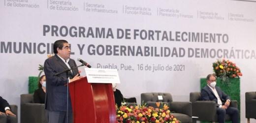 INTEGRAR GOBIERNOS HONESTOS Y CERCANOS A LA GENTE, PIDE MBH A LOS 217 EDILES ELECTOS