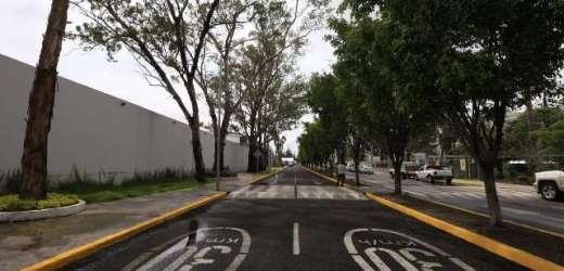 RELAMINA AYUNTAMIENTO DE PUEBLA AVENIDA EN LA ZONA SUR PONIENTE DE LA CIUDAD