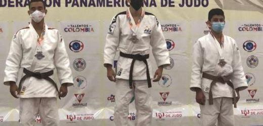 JUDOCA POBLANO GANA MEDALLA DE BRONCE EN CAMPEONATO PANAMERICANO