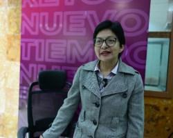 A LOS UNIVERSITARIOS NOS UNE EL INTERÉS POR EL DESARROLLO DE LA INSTITUCIÓN: LILIA CEDILLO