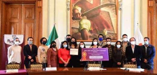 AYUNTAMIENTO DE PUEBLA PREMIA A GANADORES DEL CONCURSO DE POLÍTICAS PÚBLICAS