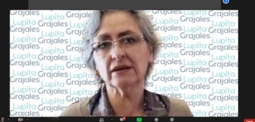 URGE MODIFICAR EL SISTEMA DE ELECCIONES EN LA BUAP: LUPITA GRAJALES