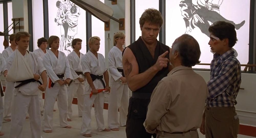 The Karate Kid 1984 Enter Movietopia