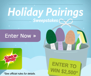 3m Scotch Brite Sweepstakes