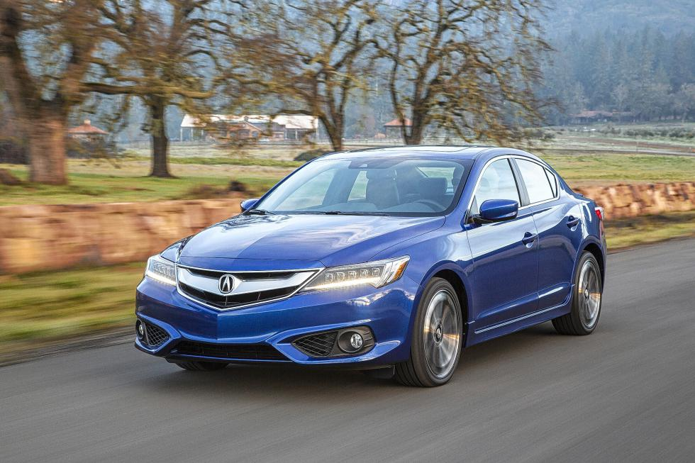 Acura dropped the underpowered base 2.0-liter, and the old 2.4-liter of recent years, in favor of an upgraded 2.4-liter, inline 4-cylinder engine that gets 201 horses and 180 pound-feet of torque. (Acura/TNS) - Acura | Acura