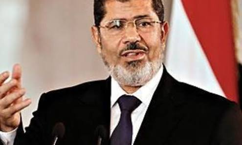 FORMER PRESIDENT OF EGYPT, MOHAMMED MORSI SLUMPS AND DIES AFTER COURT SESSION