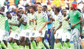 SUPER EAGLES OF NIGERIA DEFEATS BAFANA BAFANA TO REACH THE SEMI FINALS OF THE AFRICAN CUP OF NATIONS