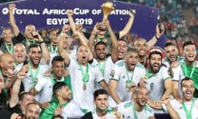 ALGERIA DEFEATS SENEGAL TO LIFT THE AFRICAN CUP OF NATIONS FOR JUST THE SECOND TIME IN HISTORY