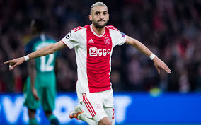 AJAX'S HOT PROSPECT, HAKIM ZIYECH PUTS PEN TO PAPER TO END TRANSFER SPECULATION