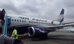 AIR PEACE MOVES  TO CONVEY NIGERIANS STRANDED IN SOUTH AFRICA BACK HOME