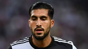 FURIOUS EMRE CAN REITERATES COMMITMENT TO JUVENTUS DESPITE BEING LEFT OUT OF CHAMPIONS LEAGUE SQUAD