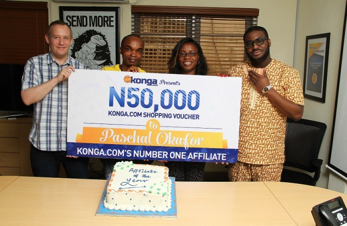 Paschal Okafor Makes N1m Profit Promoting Products On Konga.com