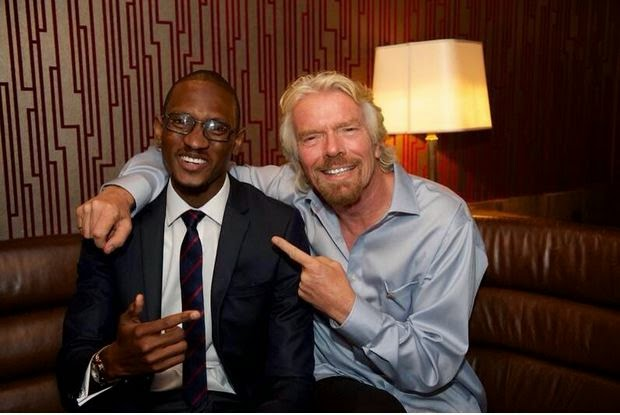 Nigerian Clinches British Council Innovation Prize, Mentorship With Richard Branson